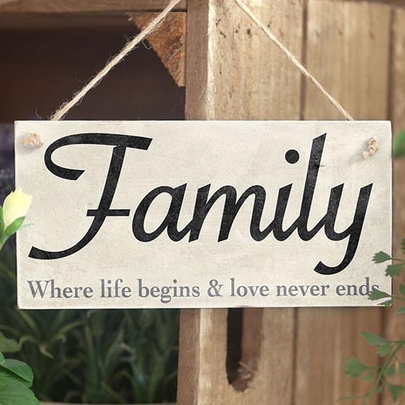 Download Family - Where life begins & love never ends - Handmade ...