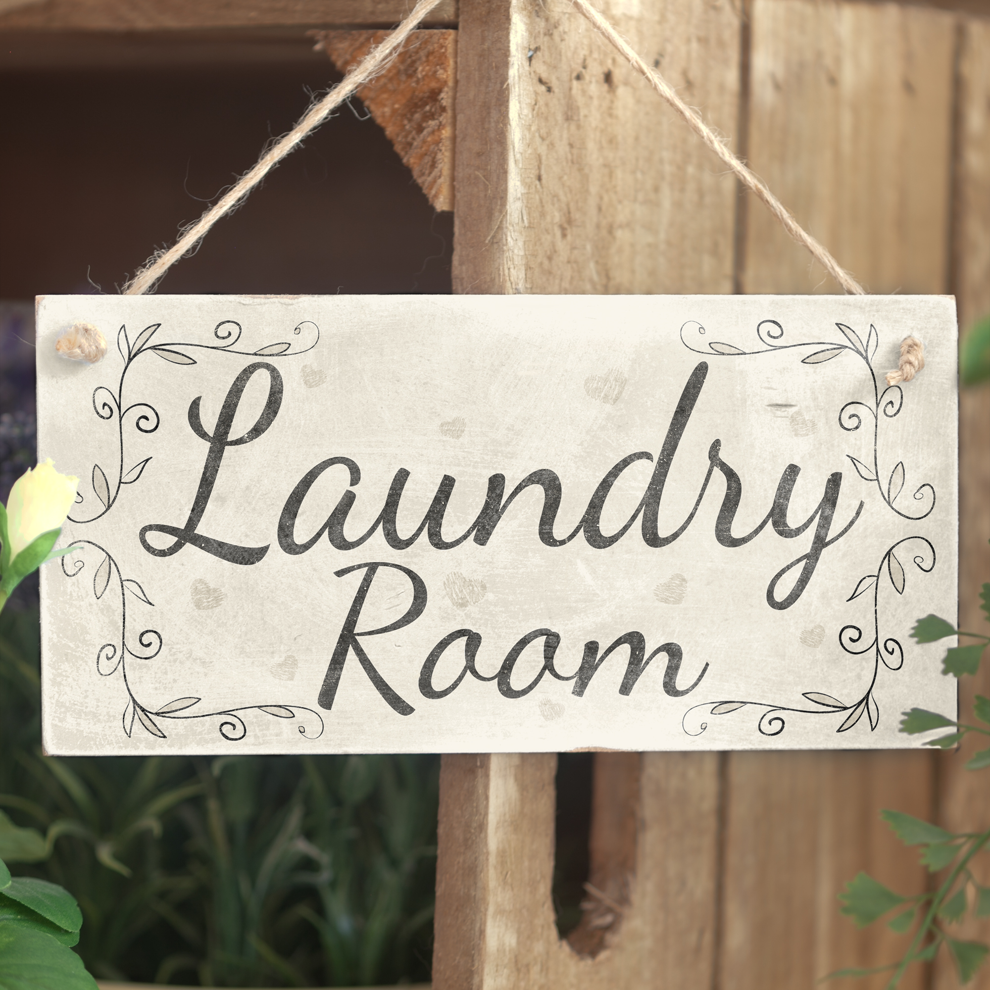 Laundry Room Wall Plaques Custom Laundry Room  Handmade Rustic Country Wooden Hanging Door Or Wall Decorating Inspiration
