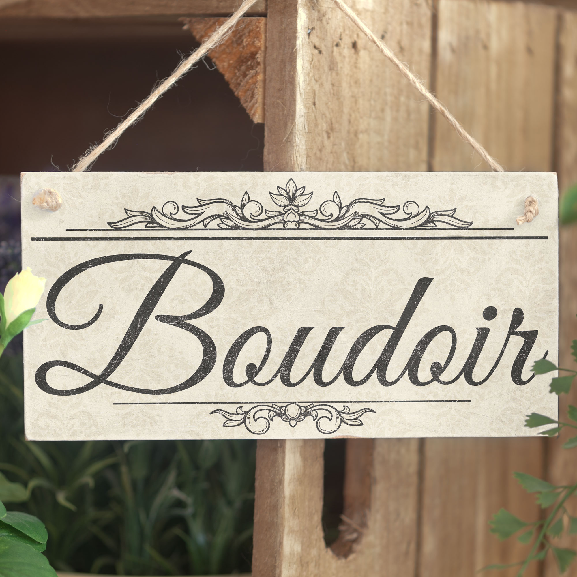 Boudoir  Handmade Shabby Chic Wooden Sign  Plaque. Eye Protection Safety Signs. Building Signs Of Stroke. Carnival Party Signs. Lcsw Emotional Signs. Mudah Terbakar Signs Of Stroke. Ship Signs. Compressed Air Signs. Happens Signs Of Stroke
