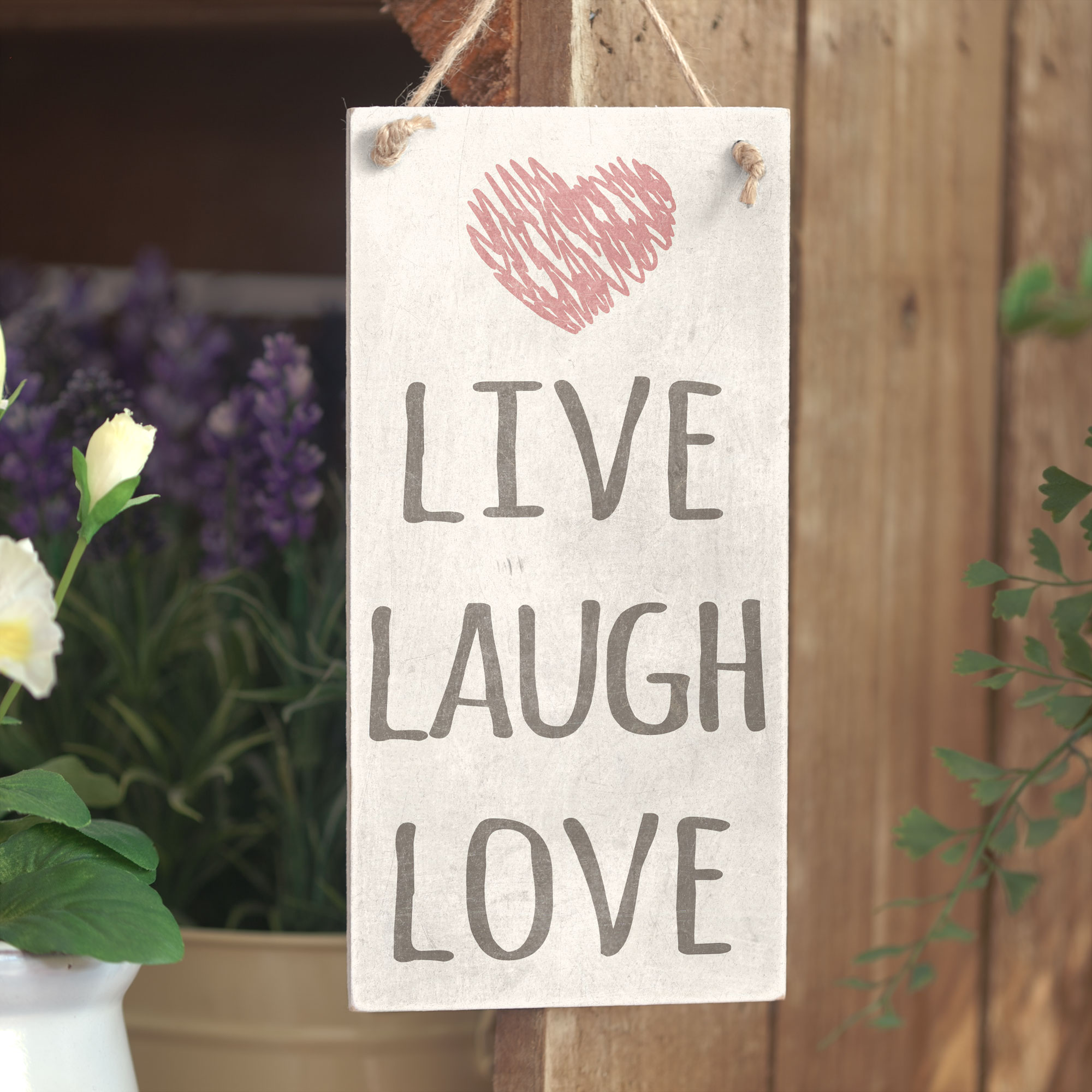 Love Decor Signs: Cute Home Decor Sign