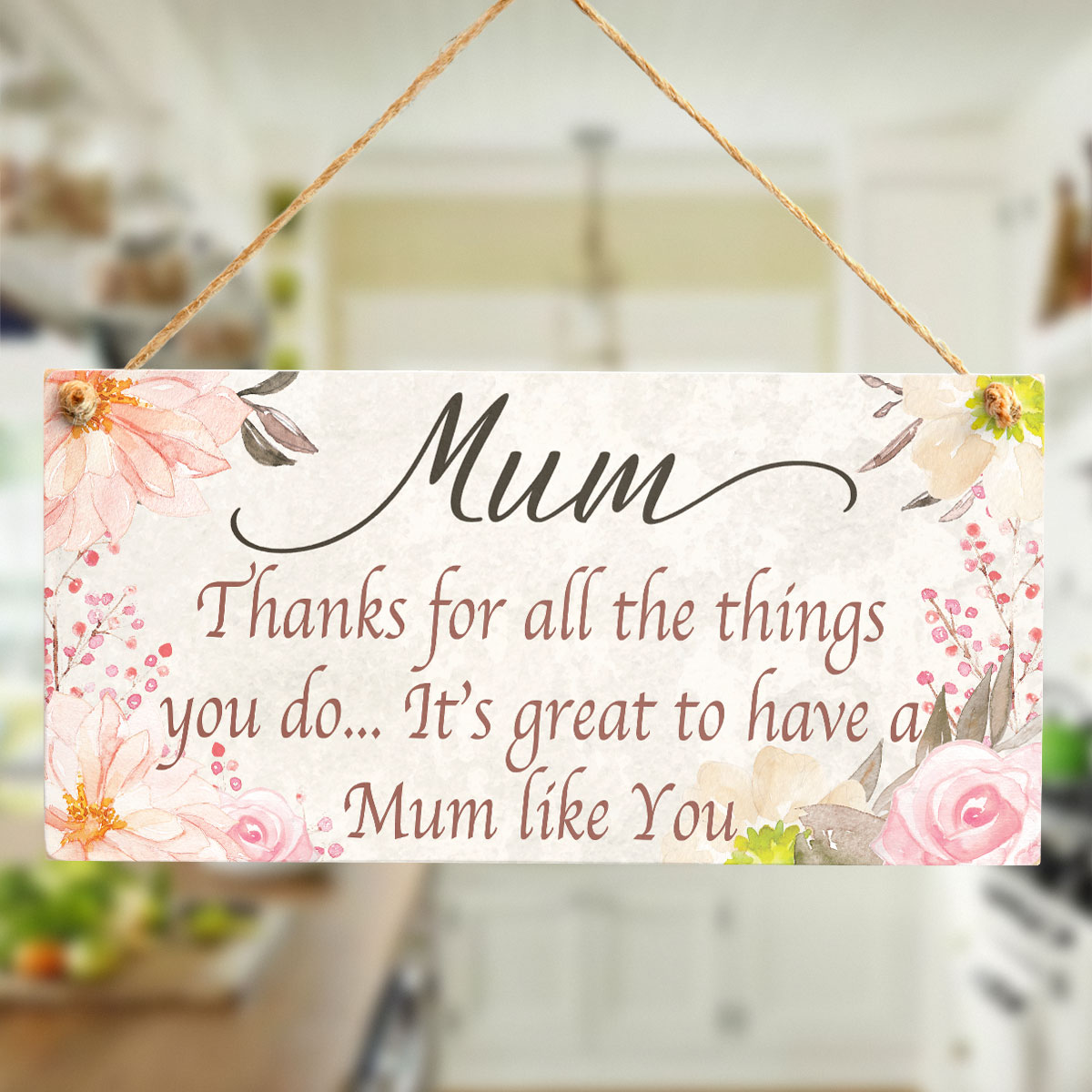 Mum thanks for all the things you do it 39 s great to have a Thanks for all you do gifts